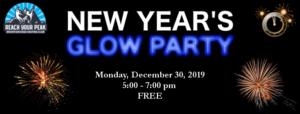 New Year's Glow Party @ Edge Ice Arena
